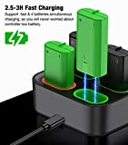 Rechargeable Battery Pack with Charger for Xbox