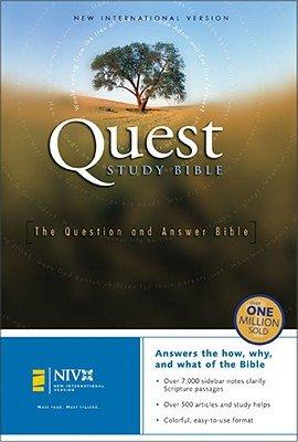 quest niv study bible - 8