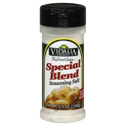 Vidalia Brand Special Blend Seasoning Salt, 5.5-ounce (Pack of 2)