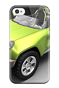 Premium Vehicles Car Heavy-duty Protection Case For Iphone 4/4s