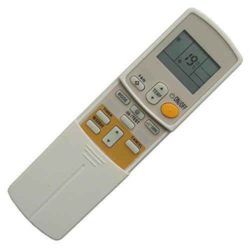 Amazon.com: New Replacement Remote Control Fit for Daikin BRC7E530W86 BRC4C153 BRC4C155 BRC4C159 BRC4C160 Air Conditioner: Beauty