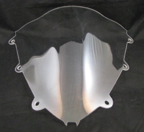 New - Kage Racing - Clear Windscreen For 2008-2011 Honda CBR1000RR