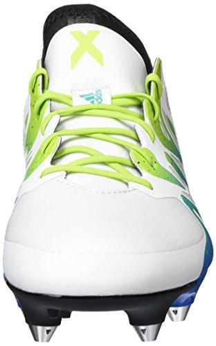 Scarpe Da Calcio Da Uomo Adidas X 15.1 Sg Scarpe Da Calcio Bianche