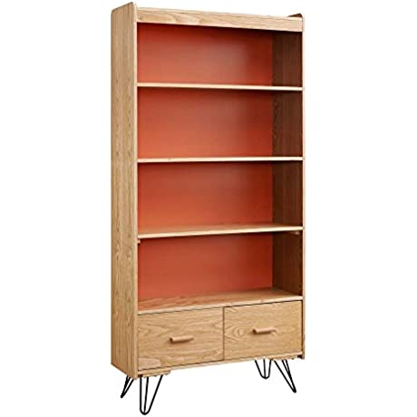 Perry Bookcase With Drawers