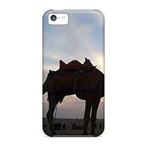 New Arrival Covers Cases With Nice Design For Iphone 5c- Camel Jaisalmer