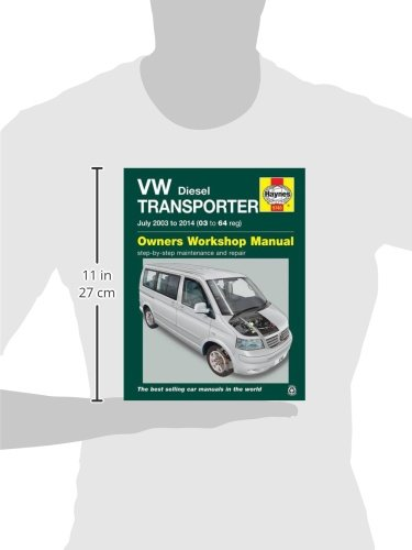 VW Transporter Diesel (July 03 - 14) 03 To 64: John Mead: 9780857337436: Amazon.com: Books