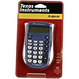TEXTI503SV - Texas Instruments TI-503SV Pocket Calculator