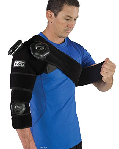 Ice20 Bownet Combo Arm Ice Compression Wrap (Ice-Combo Arm) by ICE20 (Image #3)