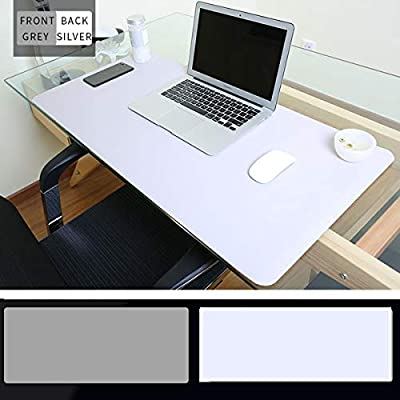 Admirable Desk Mat Pu Leather Mouse Pad Mat Large Desk Pad Mouse Beutiful Home Inspiration Ommitmahrainfo