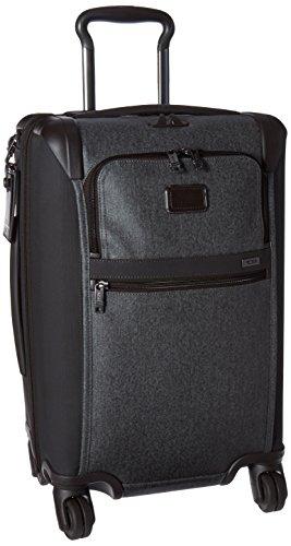 Tumi Alpha 2 International Exp 4 Wheel Carry-on, Earl Grey - Tumi Alpha 2 Garment Bag Carry On
