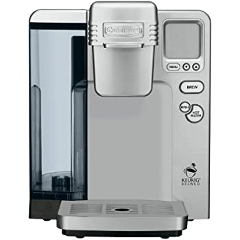 Amazon Com Cuisinart Ss 700 Single Serve Brewing System
