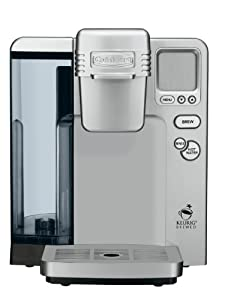 Cuisinart Coffee Maker Auto Off Not Working : Amazon.com: Cuisinart SS-700 Single Serve Brewing System, Silver DISCONTINUED BY MANUFACTURER ...