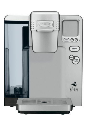 Cuisinart SS-700 Single Serve Brewing System, Silver DISCONTINUED BY MANUFACTURER (Best Single Serve Brewing System)
