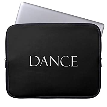 116 12 Inch Laptop Sleeve Cute Dance Quotes Amazoncouk Electronics
