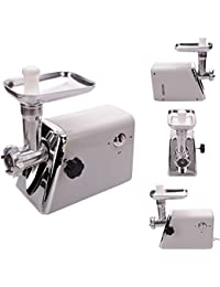 PickUp (Ship from USA) 1300 Watt Electric Meat Grinder Kitchen Sausage Stuffer Small Home Appliances /ITEM NO#I-86/Q-UI754429830 dispense