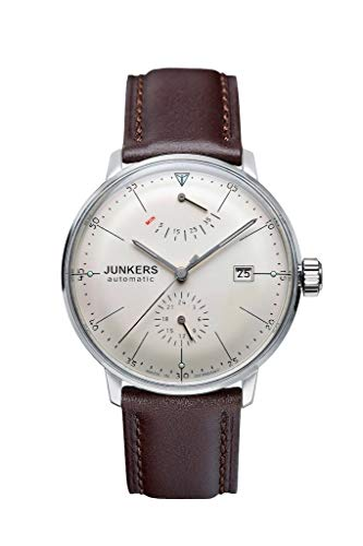 JUNKERS - Men's Watches - Junkers Bauhaus - Ref. 6060-5 (Best German Watches Under 500)