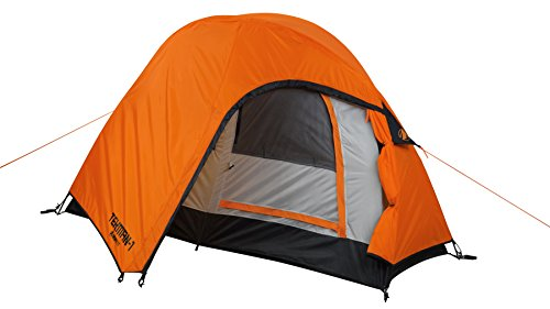 GigaTent Dome Backpacking Camping Tent – 3 Season – Ultra Lightweight Quick Pitch with Oversized Fly Vestibule and 6 Mesh Windows – Tekman Collection