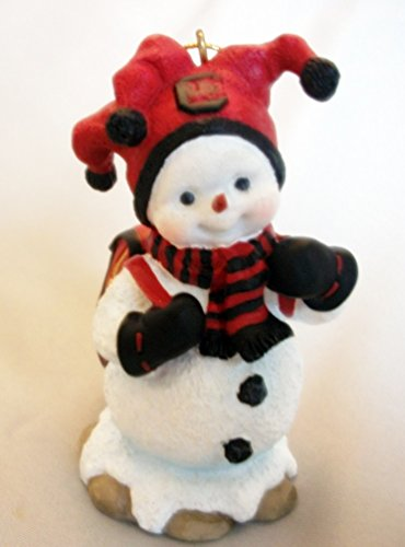 NCAA SOUTH CAROLINA GAMECOCKS FOOTBALL BASKETBALL SNOWMAN