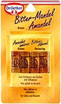 Dr. Oetker Bitter -Almond Flavoring Essence -4 Pack