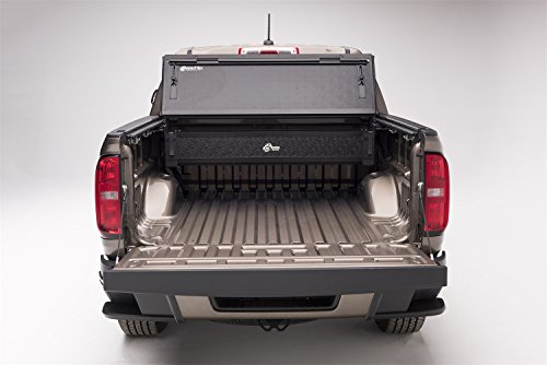 BAK Industries BOX 2 Fold-Away Utility Toolbox 92105 2004-13 GM Colorado, Canyon 6