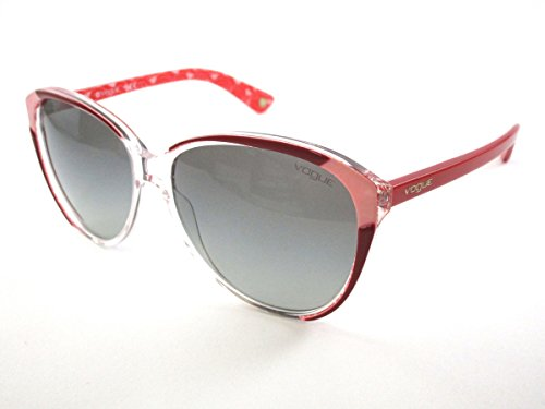 Vogue VO2676S Top Heart Sonnenbrille Red FrHx54wFq