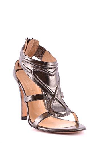 Twin-Set Sandali Donna MCBI302108O Pelle Grigio