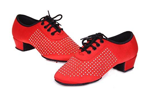 Miyoopark - salón mujer Red-4cm Heel