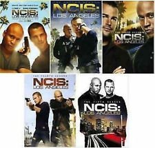 NCIS Los Angeles Complete Seasons 1-5 DVD