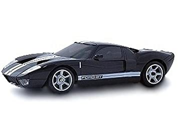 Nikko Radio Remote Controlled Ford Gt In Black  Scale