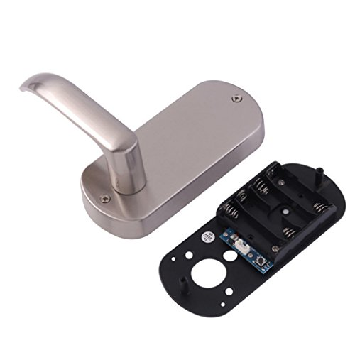 Baoblaze Electronic Digital Keyless Code Door Lock Unlock With Code And Mechanical Keys for Home Hotel Entry Security by Baoblaze (Image #8)