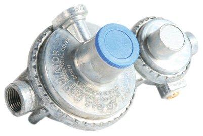 Camco 59323 Horizontal Two Stage Propane Regulator
