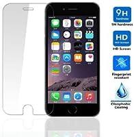 "Protector de Pantalla para Iphone 6 6S 4.7"" Cristal Vidrio Templado Premium, Electrónica Rey®"