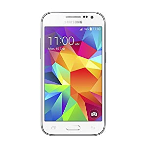 Samsung Galaxy Core Prime G360T 4G LTE (T-Mobile) GSM Unlocked Smartphone - White - (Certified Refurbished)