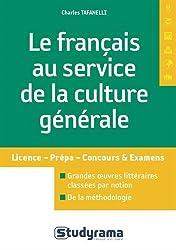 Le français au service de la culture générale