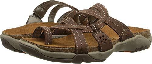 (NAOT Women's Drift Sandals,Brown,40 M EU / 9 B(M))