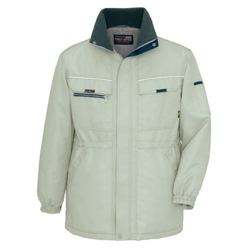 アイトス(AITOZ)防寒コート 防寒着ジャケット 制電防寒服az-9360 B00AKAJKNS LL|アースグリーン アースグリーン LL