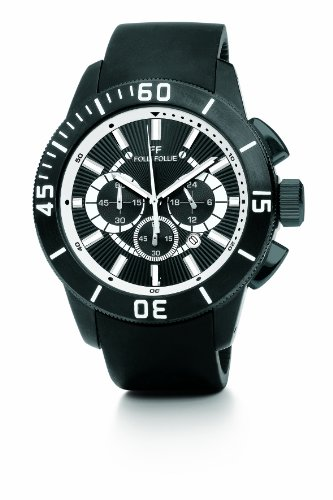 folli-follie-olyteus-chronograph-steel-black-dial-mens-watch