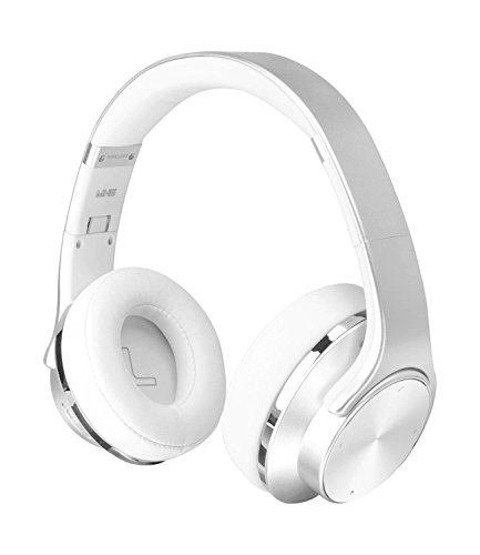711be66a6f5 SODOLIFE 2-in-1 Wireless Bluetooth Headphones Over Ear With Speaker, Wired/