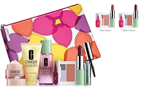 Clinique Makeup Travel Pinks Spring product image