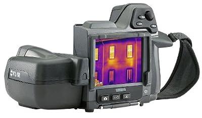 Flir T440 Thermal Imaging Camera Measures Temperature -4° to 2,192°F (-20°C to 1,200°C), (62101-0301)