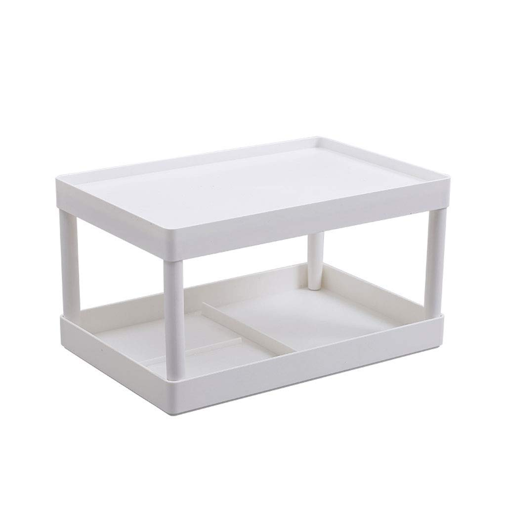 LTS 収納ボックス、多層シンプルシンク浴室スキンケアボックスデスクトップオフィス収納バスケット 収納バスケット (サイズ : 28x18.8x15cm) B07PYRDXF4  28x18.8x15cm