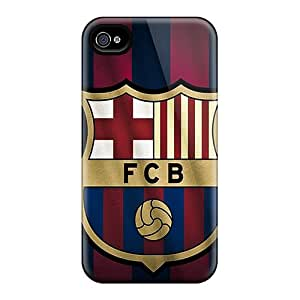 TanyaCulver Iphone 6 Shock-Absorbing Hard Phone Case Allow Personal Design Nice Barcelona Fc Sports Pattern [siA6369huuk]