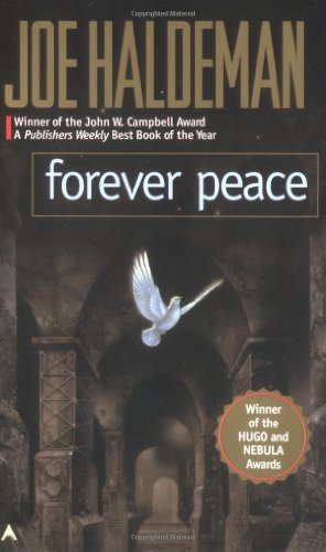 Book cover for Forever Peace
