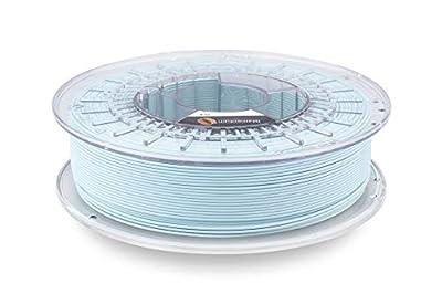 Fillamentum PLA Extrafill Baby Blue 1.75mm 3D Printer PLA Filament Spool, Diameter Tolerance +/- 0.05mm, 1.65 lb