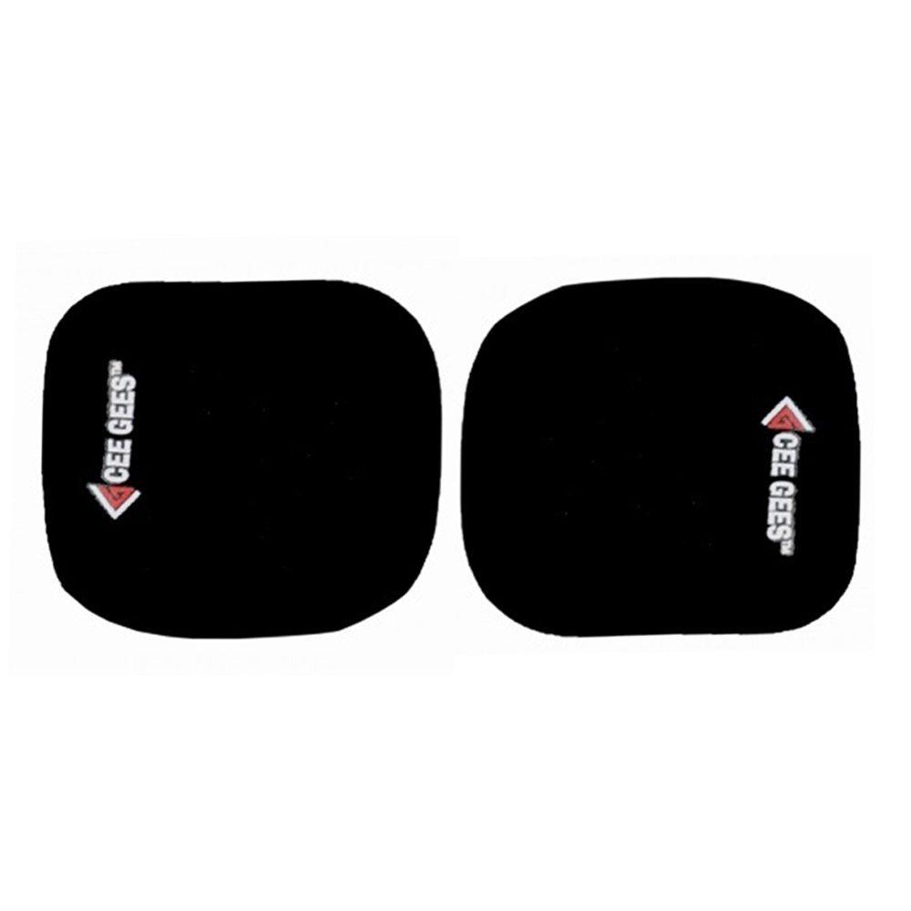 Mimgo-shop Black Leather Car Sun Visor Organizer Multi-Pocket with Elastic Strap Auto Interior Accessories Sunglasses Pen Clip CD Card Storage Pouch Holder