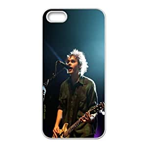 iPhone 4 4s Cell Phone Case White Michael Clifford Seconds Of Summer Band Music TR2297472