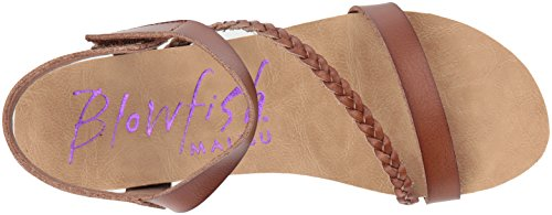 Blowfish Womens Goya Sandal Russet Duecut MxDS7v