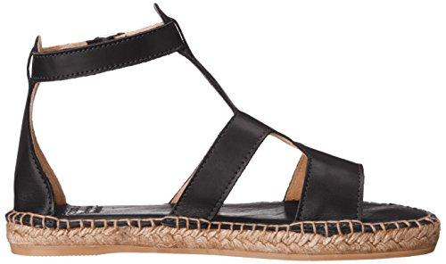 André Assous Women's Carole Platform Sandal, Black, 36 M US Black