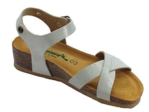 Bionatura Women's Fashion Sandals Smoked Pearl MsduE