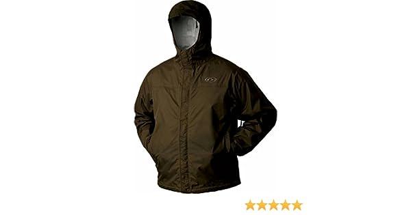 5f14afc1df988 Drake Waterfowl Tempest Rain Jacket at Amazon Men's Clothing store: